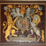 Charles !! Royal Coat of Arms
