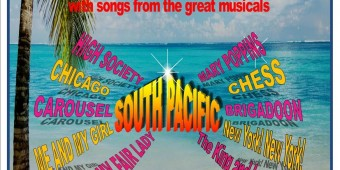 SOUTH PACIFIC 2017 POSTER